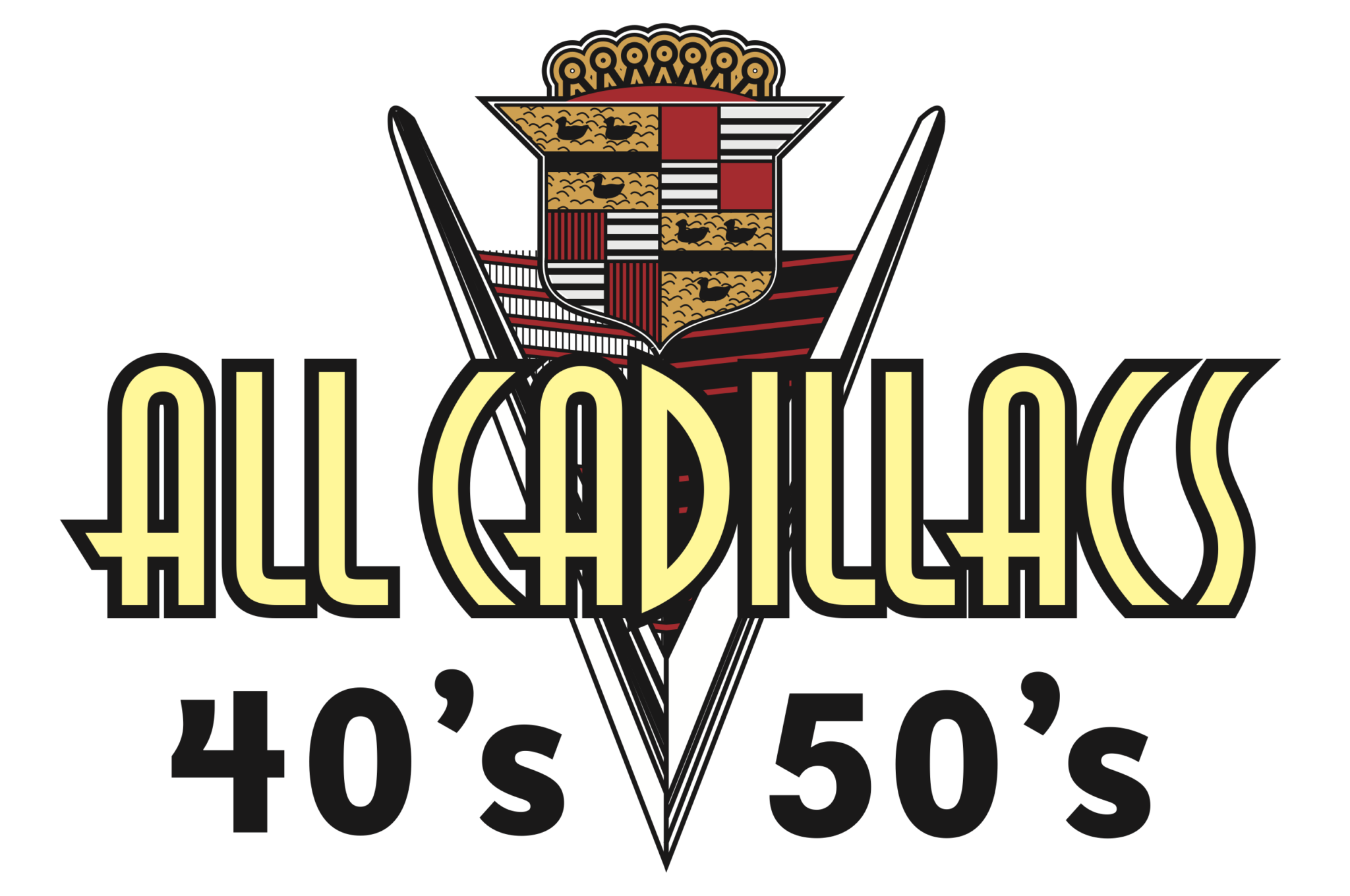 All Cadillacs of the 40s and 50s